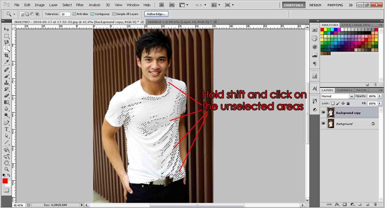 Design A T Shirt Photoshop Tutorial